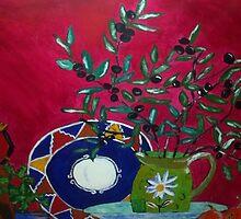 Olives by julesngems