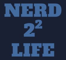 Nerd 4 Life One Piece - Short Sleeve