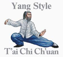 Yang T'ai Chi Ch'uan T-Shirt T-Shirt