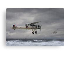 Fairey Swordfish - 'Hide and Seek' Canvas Print