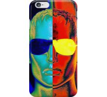Cold as Ice, Hot as Fire iPhone Case/Skin