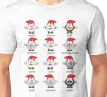 GNOMES! Unisex T-Shirt
