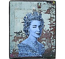 The Queen by Prefab 77 Photographic Print