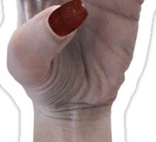 Lady Gaga - Paws Up! Sticker