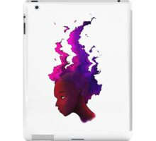 Flame Girl iPad Case/Skin