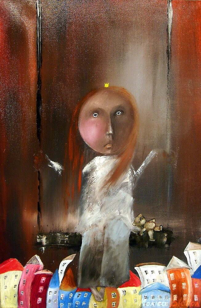 Princess by Monica Blatton