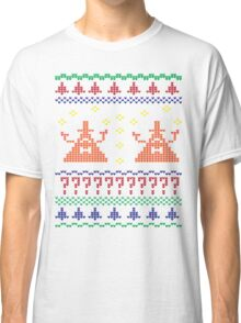 Bill Cipher Ugly Xmas Sweater--Color Classic T-Shirt