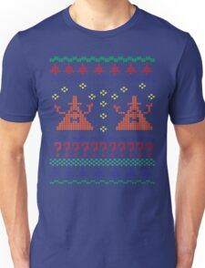 Bill Cipher Ugly Xmas Sweater--Color T-Shirt
