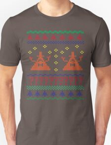 Bill Cipher Ugly Xmas Sweater--Color Unisex T-Shirt