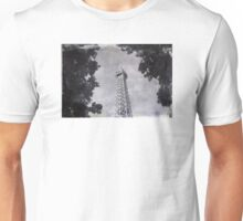 Eiffel Tower Wet Plate T-Shirt