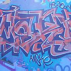 World street graffiti - Twister by grafhunter