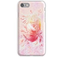 fireburst phoenix iPhone Case/Skin
