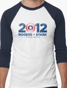 Vote Rogers & Stark 2012 (Blue Vintage) T-Shirt