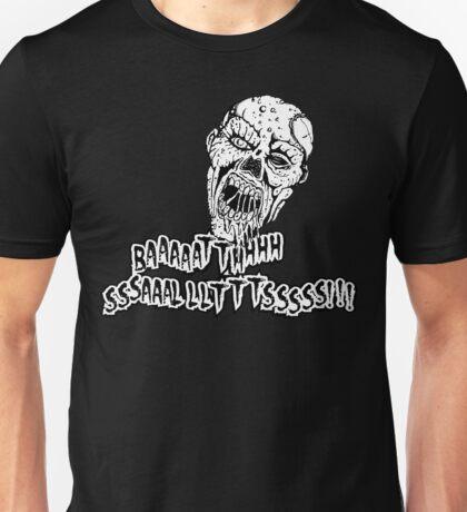 Zombie Bath Salts Unisex T-Shirt