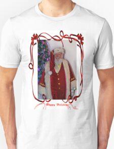 Christmas Card - Happy Holidays Unisex T-Shirt