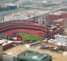 Cardinals Stadium by route66retail