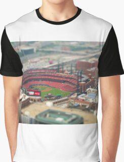 Cardinals Stadium Graphic T-Shirt