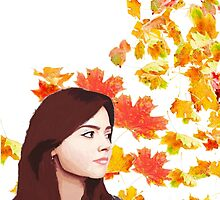 Clara Oswald: Impossible Girl by btvskate