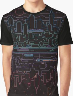 City 24 Graphic T-Shirt