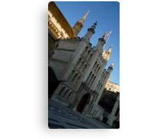 guildhall london Canvas Print