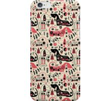 Dog Folk  iPhone Case/Skin