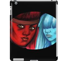 Ruby and Sapphire iPad Case/Skin