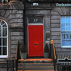 The Red Door by lawrencejoefish