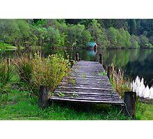 Loch Ard,Trossachs,Scotland Photographic Print