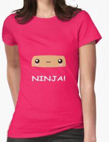 Ninja T-shirt/ iPhone case Womens Fitted T-Shirt