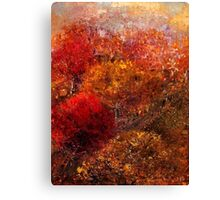 Autumn Orchard Canvas Print
