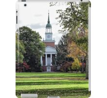 Parker Hall - Hanover College iPad Case/Skin