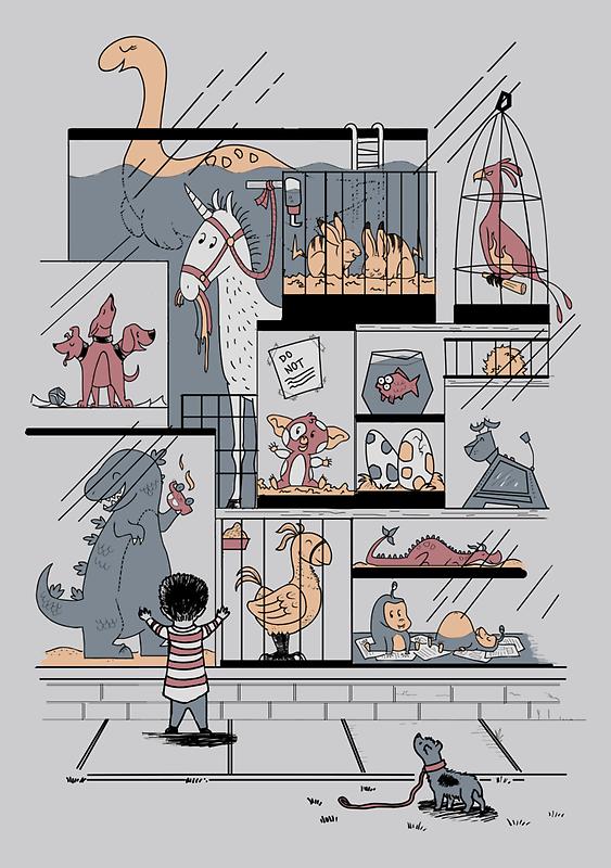 The Ultimate Pet Shop by sponzar