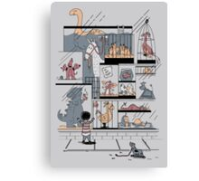 The Ultimate Pet Shop Canvas Print