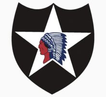 2nd Infantry Division Logo by Spacestuffplus