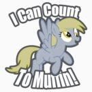 I CAN Count to Muffin (MLP:FiM) by pixel-pie-pro