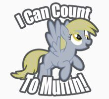 I CAN Count to Muffin (MLP:FiM) T-Shirt