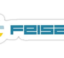 Feisar logo - WipEout Sticker