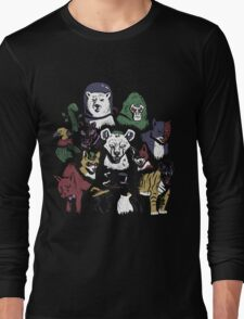 Predators of the Bat Long Sleeve T-Shirt