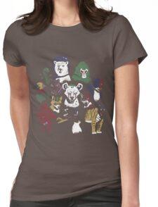 Predators of the Bat Womens Fitted T-Shirt