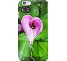 calla lily iPhone case iPhone Case/Skin