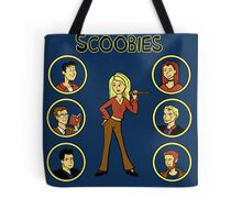 Buffy and the Scooby Gang Tote Bag