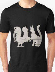 Cock Meets Pussy Unisex T-Shirt