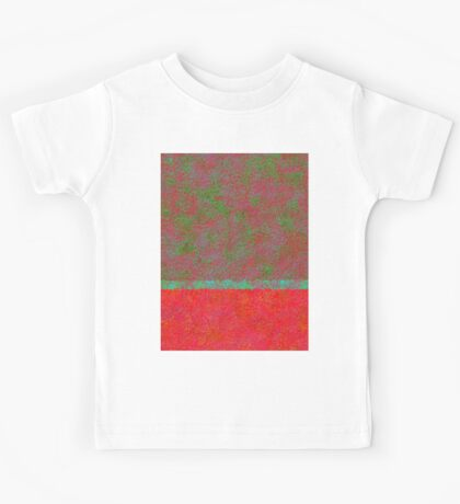 0764 Abstract Thought Kids Tee