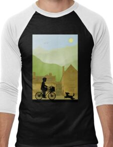 Childhood Dreams, Special Delivery Men's Baseball ¾ T-Shirt