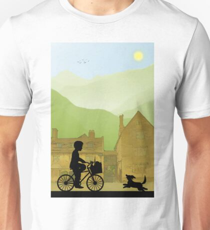 Childhood Dreams, Special Delivery Unisex T-Shirt