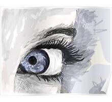Eye Eye Poster