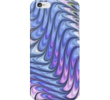 Abstract Waves iPhone Case/Skin