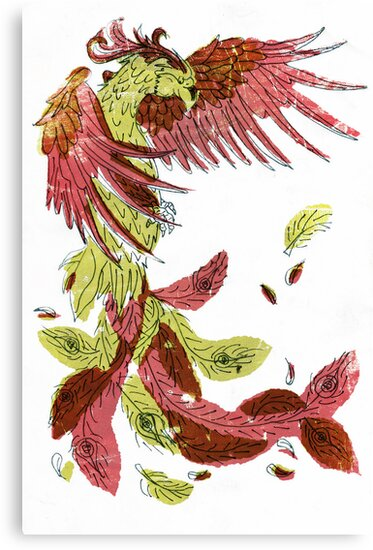 Light Phoenix by fliberjit