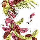 Dark Phoenix by fliberjit