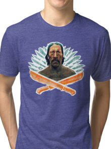 Machete Tri-blend T-Shirt